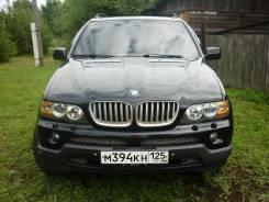 BMW X5. автомат, 4wd, 4.4 (320 л.с.), бензин, 275 000 тыс. км