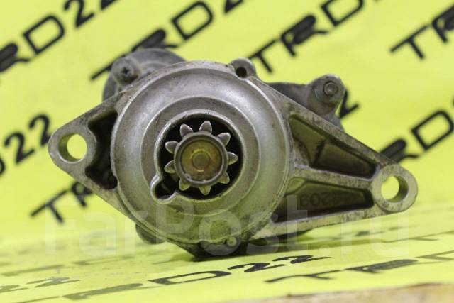 Стартер. Honda: Ballade, HR-V, Integra SJ, Civic Ferio, Capa, Domani, Partner, Civic Двигатели: B16A6, B18B4, D15Z4, D16Y9, D16A, D16W1, D16W2, D16W5...