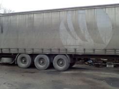 Kogel SN24. Полуприцеп Когель SN24, 35 000 кг.
