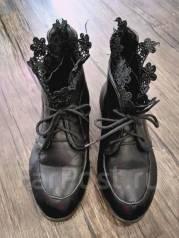 Ботинки. 33, 34