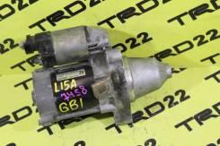 Стартер. Honda Jazz Honda Fit Aria, DBA-GD7, DBA-GD6, LA-GD7, LA-GD6, DBA-GD8, DBA-GD9, GD6, GD7, GD8, GD9 Honda Fit, DBA-GD1, DBA-GD2, CBA-GD4, UA-GD...