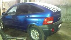 SsangYong Actyon. D20DT