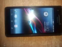 Sony Xperia V. Б/у, 8 Гб, Черный, 4G LTE