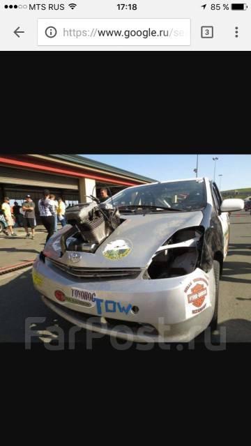 Toyota Prius. Куплю Prius 20 после дтп