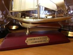 Модели парусников America'S CUP