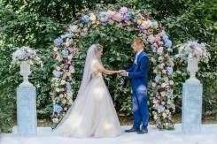 Стильный декор вашей свадьбы! Оформление свадеб, декор и флористика