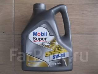 Mobil Super. Вязкость 5W-30, минеральное