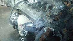 Двигатель в сборе. Toyota Sprinter Carib, AE114 Toyota Corolla, AE109, AE114, AE104 Toyota Sprinter, AE114, AE109, AE104 Двигатель 4AFE