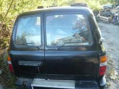 Дверь багажника. Toyota Land Cruiser, HZJ80, HDJ80, HDJ81, HZJ81V, FZJ80, FZJ80G, HDJ81V, FZJ80J, HZJ81
