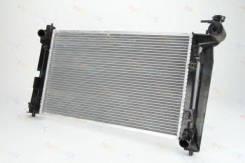 Радиатор охлаждения двигателя. Toyota Corolla, ZZE121 Toyota Avensis, AZT250, ZZT251 Двигатели: 3ZZFE, 1AZFSE, 1ZZFE, 1AZFE