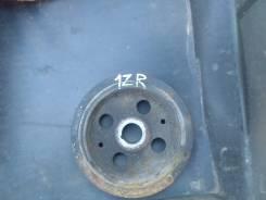 Шкив коленвала. Toyota Corolla, ZRE151 Двигатель 1ZRFE