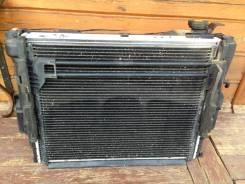 Радиатор охлаждения двигателя. BMW 3-Series, E46/3, E46/4, E46/2, E46, 2, 3, 4 Двигатели: N46B20, M54B25, M54B22, M54B30