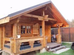 Каркасные и деревянные бани под Ключ. Отличные цены и качество.
