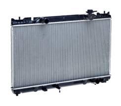 Радиатор охлаждения двигателя. Toyota Camry, ACV31, ACV30, MCV31, MCV30, ACV35 Toyota Solara, MCV20, ACV20, ACV30 Двигатели: 1AZFE, 1MZFE, 2AZFE, 3MZF...