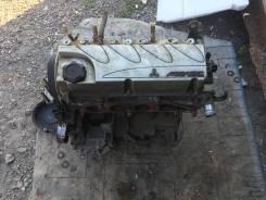 Двигатель в сборе. Mitsubishi Airtrek, CU5W Mitsubishi Outlander, CU5W Двигатель 4G69