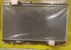 Радиатор охлаждения двигателя. Lexus: LS430, GS300, GS430, GS400, LS400 Toyota Aristo, JZS161, JZS160 Двигатели: 2JZGE, 1UZFE, 2JZGTE