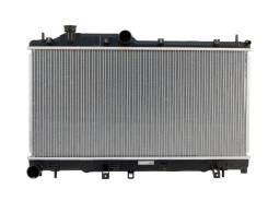 Радиатор охлаждения двигателя. Toyota Aurion, ACV40, GSV40 Toyota Camry, ACV40, GSV40 Двигатели: 2AZFE, 2GRFE