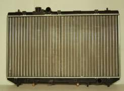 Радиатор охлаждения двигателя. Toyota Vista, SV43, SV40 Toyota Camry, SV43, SV40 Двигатели: 3SFE, 4SFE