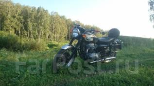 Kawasaki W650. 650куб. см., исправен, птс, с пробегом
