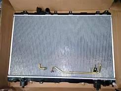 Радиатор охлаждения двигателя. Toyota Corona, ST195, AT190, ST190, ST191 Toyota Carina, ST190, ST195, AT190, AT191 Toyota Caldina, ST195, ET196, ST190...