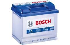 Bosch. 60 А.ч., Обратная (левое), производство Европа. Под заказ