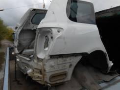 Задняя часть автомобиля. Toyota Corolla Fielder, NZE141, NZE141G, NZE144, NZE144G Двигатель 1NZFE