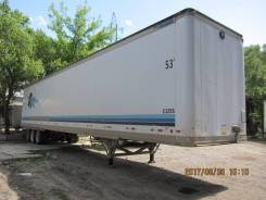 Great Dane. Продается полуприцеп фургон 120 м3, 30 000 кг.