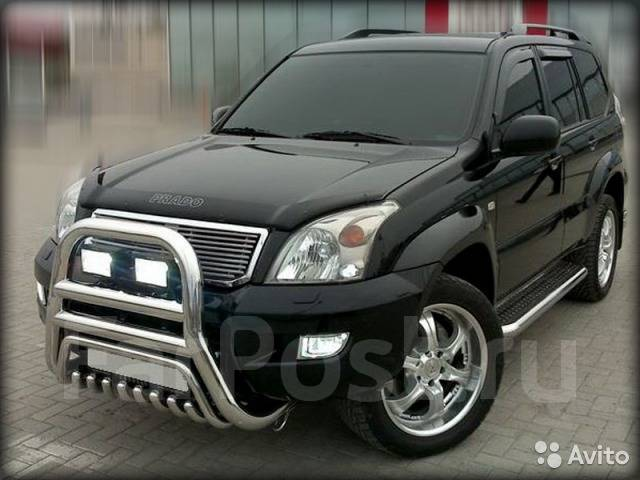 Кенгурятники. Mitsubishi Pajero Toyota Land Cruiser Prado Toyota Land Cruiser Nissan Pathfinder Suzuki Grand Vitara