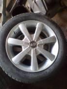 Hyundai. 6.5x15, 4x114.30, ET45, ЦО 67,1мм.