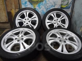 Продам Стильные Редкие колёса Manaray Sport EuroBein+Лето 215/45R17. 7.0x17 5x100.00 ET38
