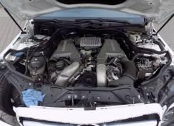 Комплектный двигатель 5.5B 157.981 AMG на Mercedes