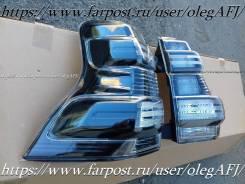 Стоп-сигнал. Toyota Land Cruiser Prado, GDJ150L, GDJ150W, GDJ151W, GRJ150, GRJ150L, GRJ150W, GRJ151, GRJ151W, KDJ150L, TRJ150, TRJ150W Двигатели: 1GDF...