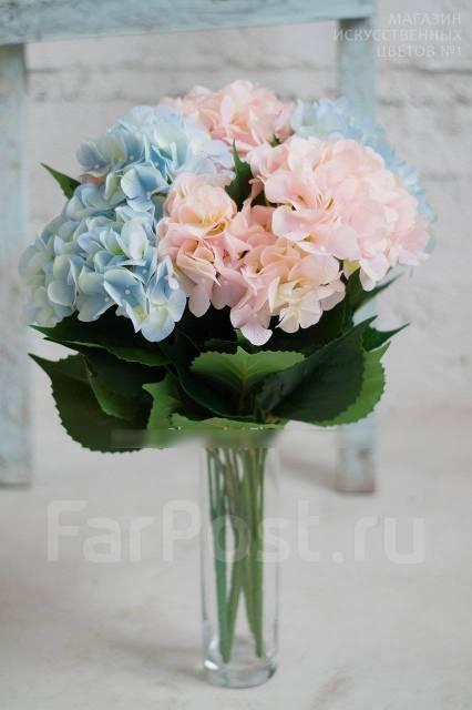 Искусственные цветы купить владивосток купить тюльпаны 15 руб