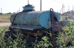 ПТС 4. Цистерна под ГСМ на прицепе ., 4 000 кг.