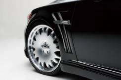 Крылья «Wald» на Lexus LS460. Отправка по Миру!