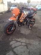 Kawasaki KSR110. 109 куб. см., исправен, птс, без пробега