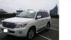 Toyota Land Cruiser. автомат, 4wd, 4.5 (235 л.с.), дизель, 77 тыс. км
