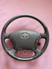 Руль. Toyota: Camry Gracia, Alphard, Aristo, Avalon, Camry, Land Cruiser Prado, Avensis Verso, Hilux Surf, Brevis, Celsior, Avensis, Chaser, Corolla...