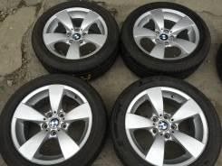 225/50R17 Bridgestone + оригинальное литье BMW. 7.5x17 5x112.00, 5x120.00 ET20