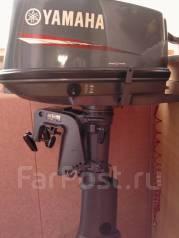 Yamaha. 5,00л.с., 2-тактный, бензиновый, нога S (381 мм), Год: 2013 год