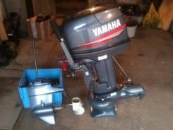 Yamaha. 30,00л.с., 2-тактный, бензиновый, нога S (381 мм), Год: 2008 год