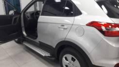 Подножка. Hyundai Creta