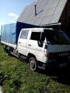 Toyota Dyna. Широкий 94г., 3 600 куб. см., 2 500 кг.