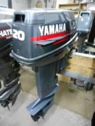 Yamaha. 20,00л.с., 2-тактный, бензиновый, нога S (381 мм), 2005 год год