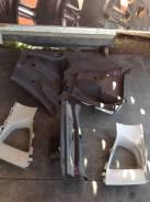 Панель стенок багажного отсека. Honda Fit Hybrid, GP1 Двигатель LDA