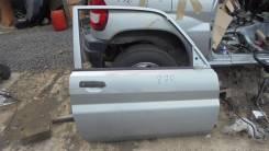 Дверь боковая. Mitsubishi Pajero iO, H66W, H62W, H61W, H67W Mitsubishi Pajero Pinin