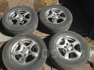 Продам колеса 205/70 R14. x14 5x114.30