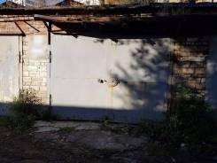 Гаражи капитальные. улица Ленинградская 6, р-н Центральный, электричество, подвал. Вид снаружи