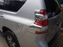 Накладка на стоп-сигнал. Toyota Land Cruiser Prado, GRJ150L, GDJ150L, GRJ150