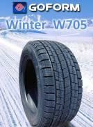Goform W705. Зимние, без шипов, 2018 год, без износа, 2 шт